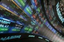 Фьючерсы на Dow выросли на100 пунктов, после окончания дебатов