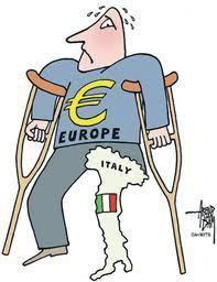 Италия стала новым источником опасности в ЕС