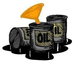 Нефть сползла ниже $50 из-за роста запасов и ОПЕК