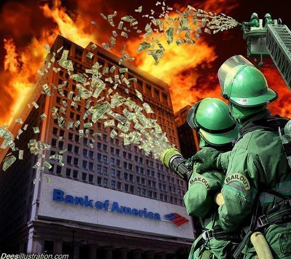 14 причин, почему «пузырь» ложного процветания США  лопнет