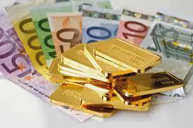 Возможная девальвация евро обрушит цены на золото