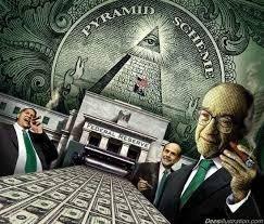 Как ФРС США обкрадывает американский народ?!