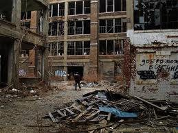 Каким будет будущее Детройта - города-банкрота?