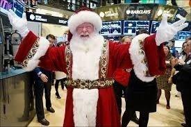 Санта Клаус не придет на Уолл-стрит в этом году?