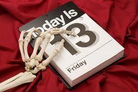Правда ли, что пятница, 13-е несчастливый день для акций?