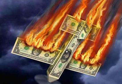 Следующий финансовый крах : $10 трлн как «дотком» в 2000? Ипотека 2008?