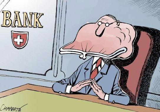 Как Швейцарии удается откровенно манипулировать своей валютой?