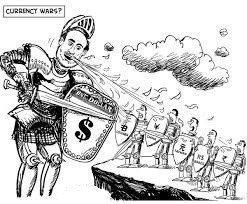 Может ли американский доллар спасти мир?