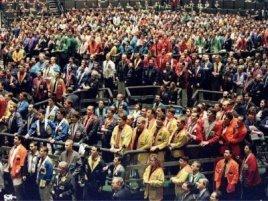 Как работает Чикагская товарная биржа?
