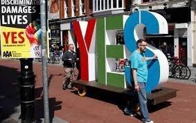 Однополые браки воссоединят Ирландию?