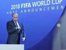 Путин против расследования коррупционного скандала в  FIFA