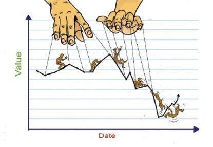 Кто виноват в обвале цен на золото в 2013-2014 года