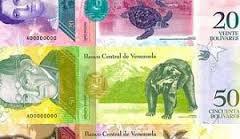 Валюта Венесуэлы обвалилась настолько, что ее стали использовать вместо салфеток