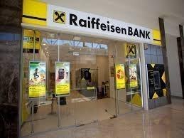 Прибыль Raiffeisen Bank - снизилась