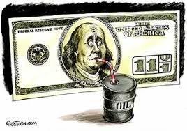 Ожидайте роста нефти и снижения доллара в 2016 году