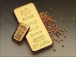 Золото - дорожает из-за волатильности на рынке