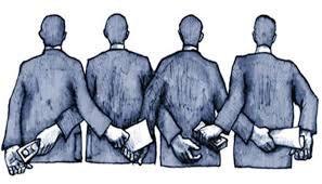 6 самых коррумпированных стран мира
