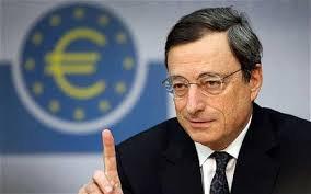 Евро вырос до 3-месячного максимума, после выступления Драги