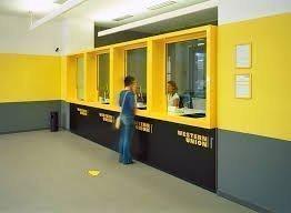 Прибыль Western Union - падает