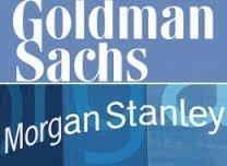 Акции Goldman Sachs и Morgan Stanley выросли, после повышения прогнозов аналитиков
