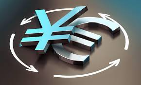 Пара EUR/JPY торгуется в нисходящем направлении