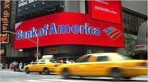 BofA готовится к сокращению штатов инвестиционного и торгового подразделений