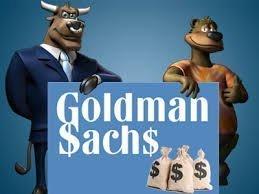 Goldman сокращает число акций сырьевых компаний в своем портфеле