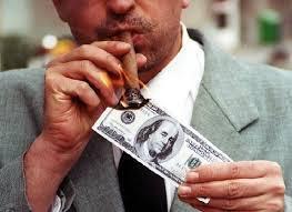 Богатые избегают пессимистов