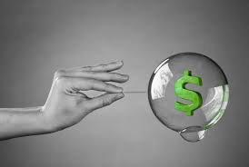 Триллионный «пузырь», готовый лопнуть