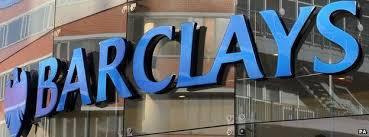 Прибыль Barclays упала на 25%