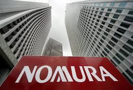 Nomura отчиталась о большом убытке