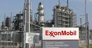 Квартальные показатели Exxon Mobil резко снизились