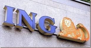 Прибыль ING упала на 29% в первом квартале