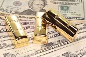Серебро и золото – падают, тогда как доллар и акции – растут