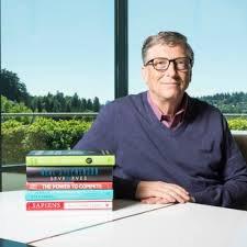 5 книг, которые рекомендует прочесть Билл Гейтс