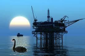«Черный лебедь» может толкнуть нефть к $25 за баррель