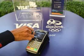 Visa представила кольцо для мобильных платежей