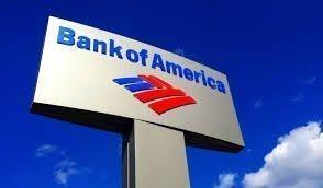 Bank of America страдает от низких процентных ставок