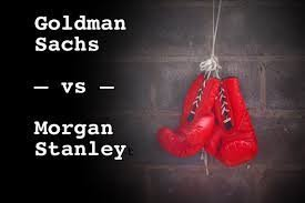 Morgan Stanley опередил Goldman Sachs