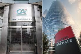 Прибыль Crédit Agricole и SocGen превзошла ожидания