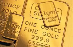 Золото просело из-за комментариев ФРС