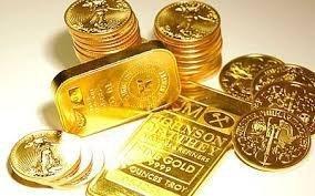 Золото растет, в надежде на постепенное повышение ставок ФРС