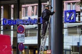 Кризис в Deutsche Bank