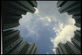 В 4-х городах Китая ощущается «пузырь» на жилищном рынке