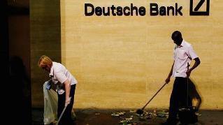 Трейдеры ожидают сингналов от Deutsche Bank и ФРС