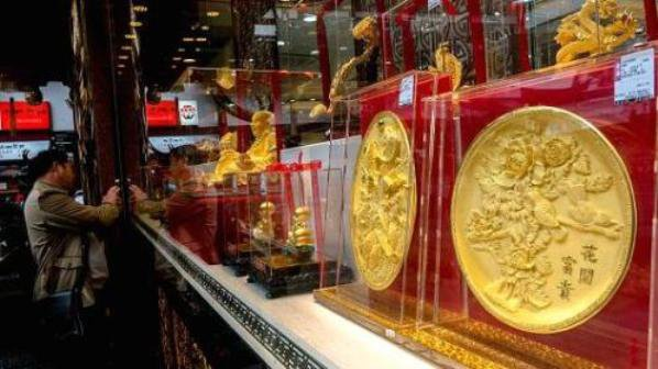 Спрос на физическое золото ограничит обвал цен: Goldman Sachs