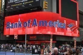 Американские банки закрывают свои подразделения