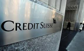 Прибыль Credit Suisse упала, так как доходы снизились на 10%