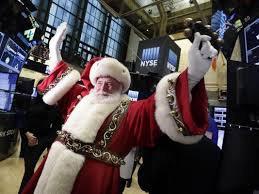 Поможет ли Санта-Клаус акциям сохранить рост?