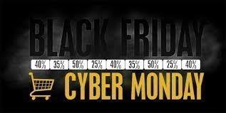 «Кибер-понедельник» обходит «Черную пятницу» по продажам